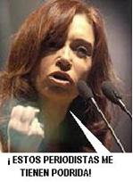 Cristina Fernandez de Kirshner